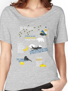 Cabin Pressure Women's Relaxed Fit T-Shirt