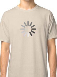 Apple Mac Loading Progress Wheel Symbol Classic T-Shirt
