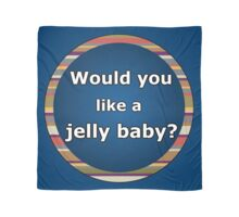 Jelly Baby? Scarf