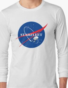 STARFLEET / NASA Long Sleeve T-Shirt