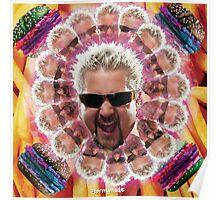 guy fieri's fried ranch pleasure dome Poster