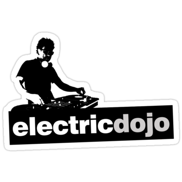 Electric Dojo In The Mix With The Ninja by theninja