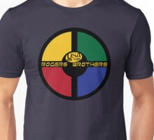 retro by rogers brothers Unisex T-Shirt