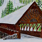 Covered Bridge by Tyler Dootson