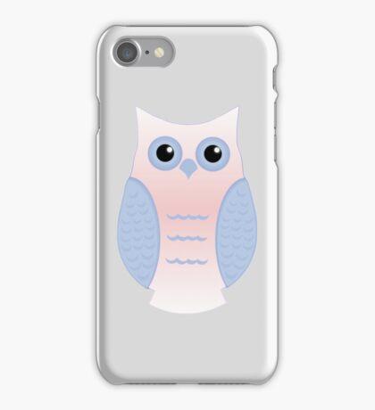 Rose Quartz & Serenity Owl iPhone Case/Skin