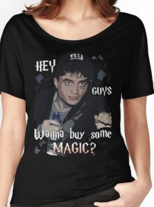 Wanna Buy Some Magic? Women's Relaxed Fit T-Shirt