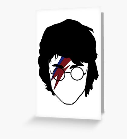The boy who rocked Greeting Card