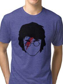 The boy who rocked Tri-blend T-Shirt