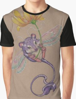 Happy Little Spring Fling Graphic T-Shirt