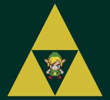 Triforce by ShivaShadowsong