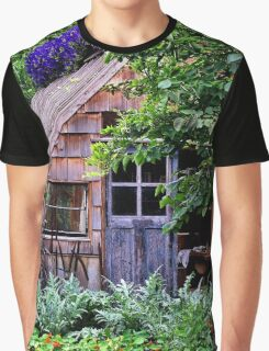 The Garden House Graphic T-Shirt