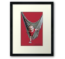 This is Fun!  Framed Print