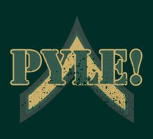 Private Pyle! by DR8C0