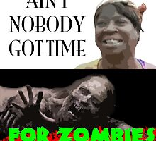 Sweet Brown - No Time 4 Zombies by mjw612