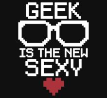 Geek Is The New Sexy by hussainyasso