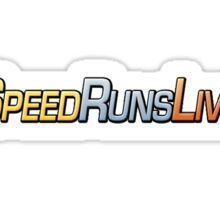 SpeedRunsLive v1 Sticker