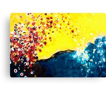 Everything's in Harmony Canvas Print