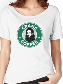Crane Coffee Women's Relaxed Fit T-Shirt
