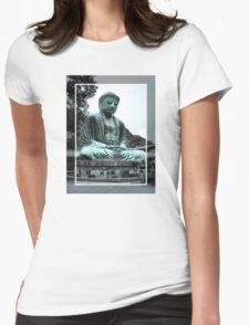 For You Buddha (Japan) Womens Fitted T-Shirt