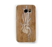 Asparagus Heart Samsung Galaxy Case/Skin