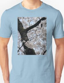 Sakura Blooming (Japan) Unisex T-Shirt