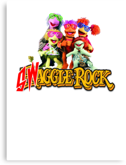 Swaggle Rock by poorlydesigns