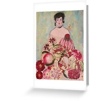 Abundance Greeting Card