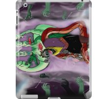 Monsterz Vortex iPad Case/Skin