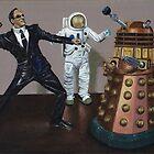 A Matrix of Daleks by gothscifigirl