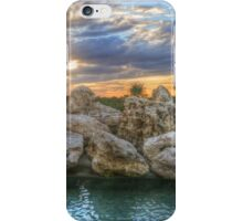 After the storm HDR iPhone Case/Skin