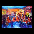 MASON RACK BAND - Agnes Tavern Nov 2015 by tola