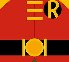 Robin by Caroline Kilgore