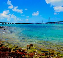 7 Mile Bridges by SDSPhotography