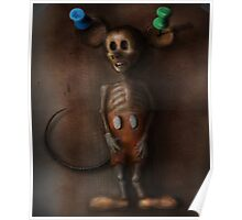 Mickey Exhumation Poster