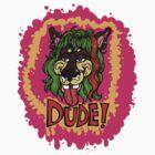 Dude! Obie Doberman by vanweasel