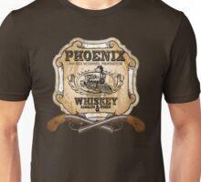 Hell on Wheels Inspired - Phoenix Saloon - Mickey McGinnes - Bohannon - Union Pacific Railroad - 1866 Nebraska - AMC Hell On Wheels Unisex T-Shirt