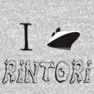 I Ship Rintori! by zatanna103