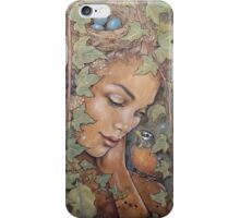 Ivy + Robin iPhone Case/Skin