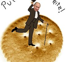 Putin on the Ritz by WhirlingThunder