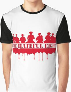 The Hateful Eight Graphic T-Shirt