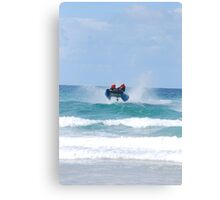 Thundercats at Fistral 3 Canvas Print