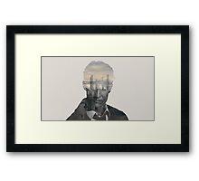 Detective! Framed Print