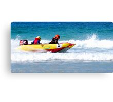 Thundercats at Fistral 8 Canvas Print