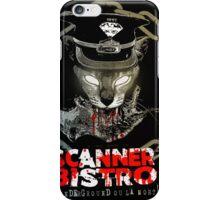 Scanner Bistro - Rat Pig iPhone Case/Skin