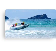 Thundercats at Fistral 9 Canvas Print