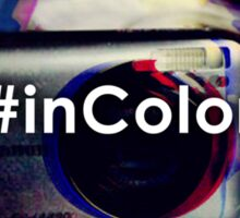 #inColor© Sticker