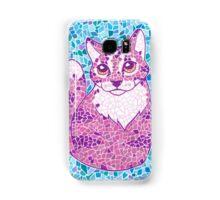 Mosaic Cat Samsung Galaxy Case/Skin