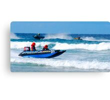 Thundercats at Fistral 12 Canvas Print
