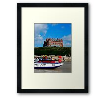 Thundercats at Fistral 16 Framed Print