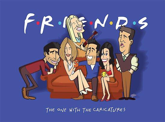 Friends by Greg Vercoe